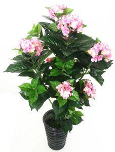 Artificial Plants and Flowers of Hydrangea Plant Gu-Yy0563-17br pictures & photos