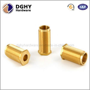 High Quality Customized CNC Machining Brass Metal Parts