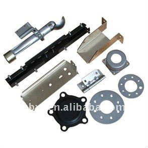 Manual Metal Press Parts pictures & photos