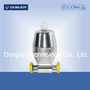 Diaphragm Valve Stainless Steel with Air Actuator pictures & photos