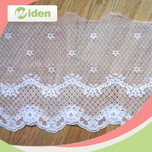 Newest Arrival Fancy Pattern Lace Elastic Lace pictures & photos