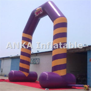 Colorful Arch Inflatable Advertising Outdoor Rainbow pictures & photos