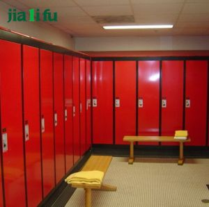Jialifu Electronic Lock HPL Lockers pictures & photos