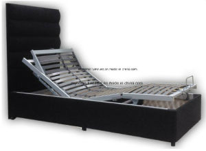 Fold Adjustable Bed Hotel Bed pictures & photos