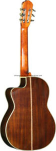 39′′ Rosewood Cutaway Classic Guitar pictures & photos