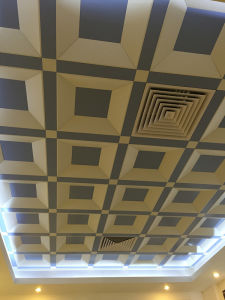 Metal Ceiling Combined Ceiling Aluminum # -Shaped Ceiling pictures & photos
