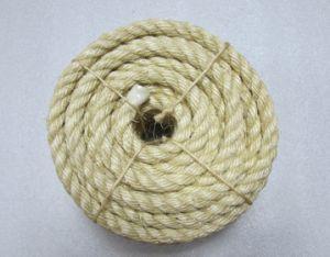 Raw Hemp Rope Untreated Hemp Sisal Rope pictures & photos