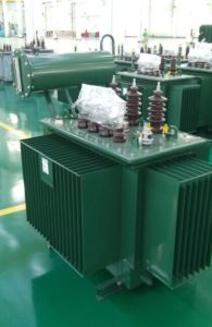 Sz11 on-Load Voltage Regulating Oil-Immersed Transformer pictures & photos