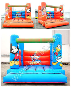 Dora Inflatable Mini Jumper, Jumping Balloon, Air Balloon, Inflatbale Bouncy House pictures & photos