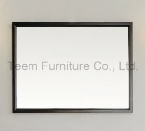 Direct Manufacturer Supply Sathroom Solid Wood Mirror pictures & photos