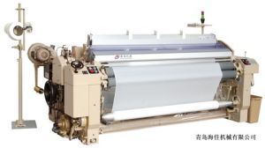 170cm Plain Water Jet Loom with Double Nozzle pictures & photos