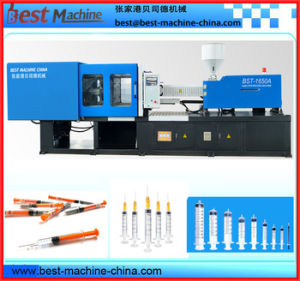 Hot Sale Customized High Output Injection Molding Machine for Disposable Syringes pictures & photos