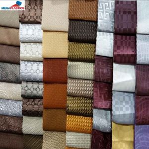 Hot Sales PVC Synthetic Leather for Sofa Furniture Bags pictures & photos