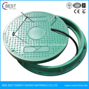 OEM D400 SMC Resin Waterproof Gully Manhole Cover pictures & photos
