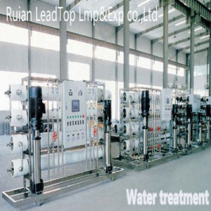 Automatic Purified Water Making Machinery pictures & photos