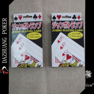 Japan Jumbo Playing Cards with Hang Tag Tuck Box pictures & photos