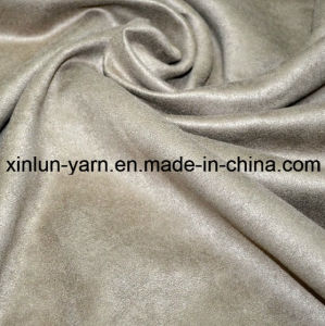Micro Suede Fabric for Car Seat Cover Upholstery Fabric pictures & photos