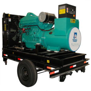 100kVA Cummins 4bt Engine Trailer Mobile Generator pictures & photos
