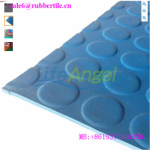 Cloth Insertion Rubber Sheet, Anti-Abrasive Rubber Sheet, Natural Rubber Roll pictures & photos