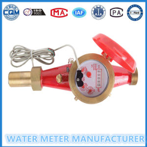 Pulse Output Multi Jet Hot Water Meter pictures & photos