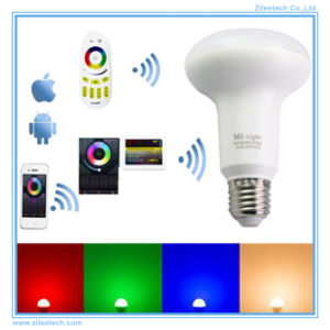 Dimmable Lamp WiFi Smart Intelligent LED Light Bulb with Remote