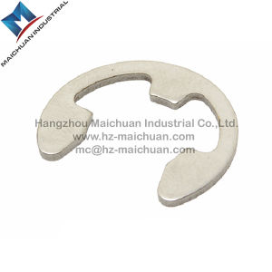 DIN6799 Stainless Steel E Type Retainer Washer China Manufacturer ISO pictures & photos
