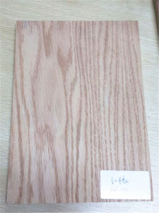Red Oak Fancy Plywood in Natural Veneer pictures & photos