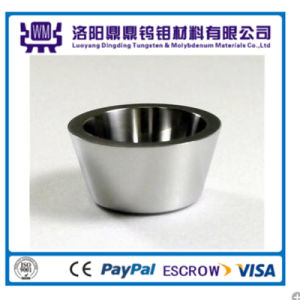 Luoyang Manufacturer Supply High Density Molybdenum Crucible pictures & photos