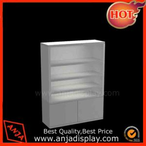 MDF Display Rack Wooden Display Cabinet pictures & photos