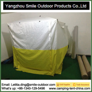 3-4 Person Camper Trailer Chinese Disposable Modern 4 Season Tent pictures & photos