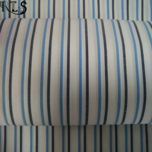100% Cotton Poplin Yarn Dyed Fabric Rlsc40-27 pictures & photos