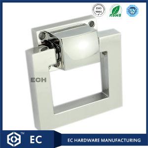 New Design Zinc Alloy Square Door Knocker (M-017)