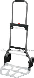 Heavy Duty Telescopic Steel Hand Trolley (HT120S) pictures & photos