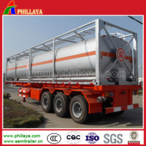 Stainless Steel 40ft or 20ft ISO Standard Tank Container pictures & photos