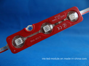 Cheap Price DC12V 3 Chips DC12V LED Module pictures & photos