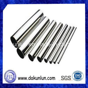 Stainless Steel Round Welded Pipe, Shenzhen Factory pictures & photos