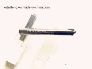 CNC Tungsten Carbide Tialn Coated Inner Corner Radius End Mills pictures & photos