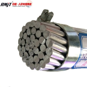 Overhead Transmission Line All Aluminum Stranded Conductor AAC Cable pictures & photos