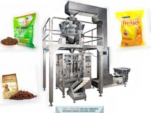 Vertical Automatic Packing Machine for Pet Food (CB-4230)