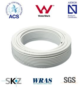 Pex (b) -Al-Pex (b) Multilayer Pipe with Aenor/Wras/Skz/Acs/Water Mark pictures & photos