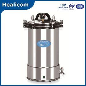 Portable Pressure Steam Sterilizer Autoclave (YX-280) pictures & photos