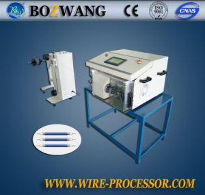 Bw-886+Q2 Automatic Coaxial Stripping Machine for Thick Wire pictures & photos