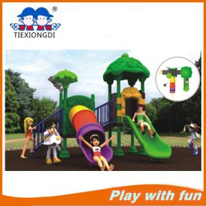 2016 Factory Prices Preschool Used Kids Outdoor Playground Equipment pictures & photos