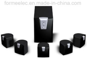 5.1CH Multimedia Home Theater Speaker with USB SD Remote pictures & photos