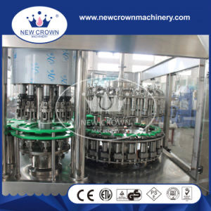 3 in 1 Juice Bottling Machine (YFRG40-40-12) pictures & photos