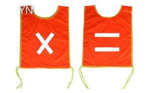 Orange Mesh Reflective Safety Vest for Children pictures & photos