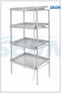 Handmade Commercial Stainless Steel Defrost Shelves (CZ004) pictures & photos