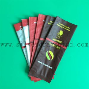 FDA Proved Side Gusset Coffee Bags with Valve (450g) pictures & photos
