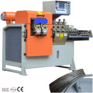Automatic Circle Wire O Ring Rolling Machine with Welding pictures & photos