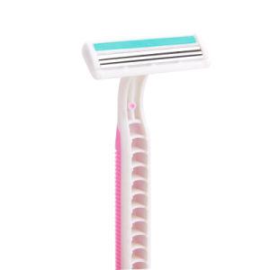 Triple Blade Disposable Shaving Razor, Razor Blades for Women/Lady (JG-S900) pictures & photos